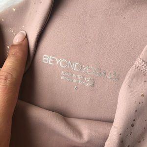 Beyond Yoga Pants - Beyond Yoga Ombré Alloy Speckled Leggings